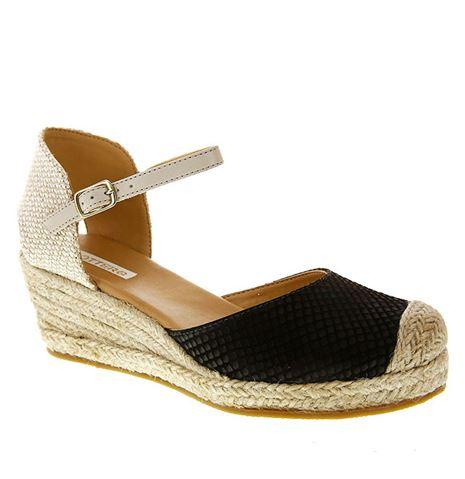 sandália bottero espadrille 235501